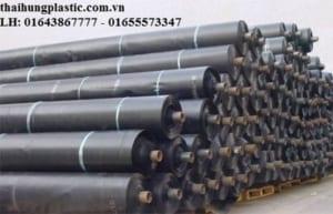 Cuộn PVC đen